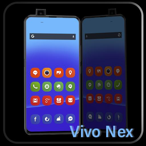 Vivo Nex Launcher Download
