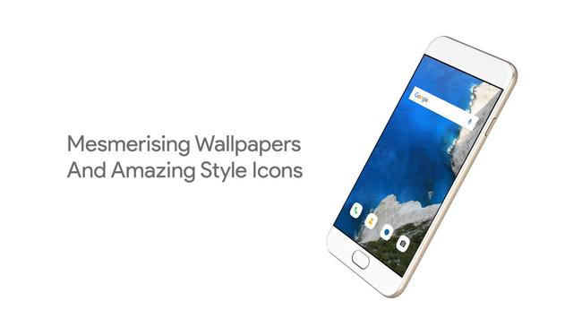 Theme Launcher For Android One poster