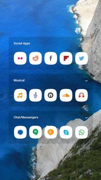 Theme Launcher For Android One apk screenshot