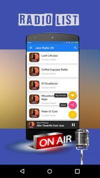 Jazz Radio XD screenshot 1