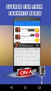 Jazz Radio XD screenshot 2