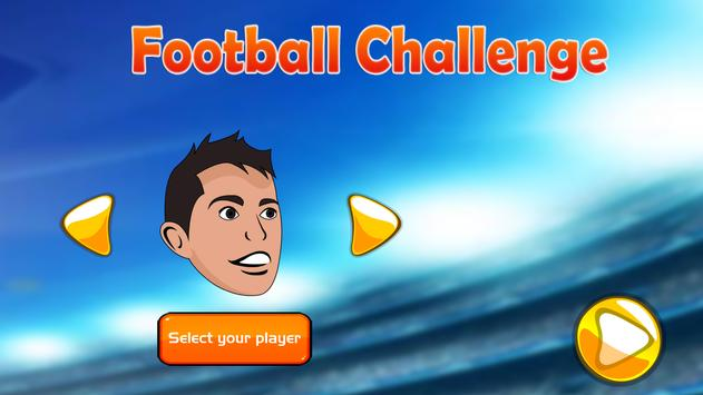 Football Challenge poster