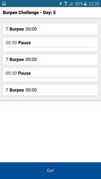 X Day Challenges apk screenshot
