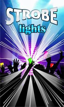 Party Light - Disco, Dance, Rave, Strobe Light Cartaz