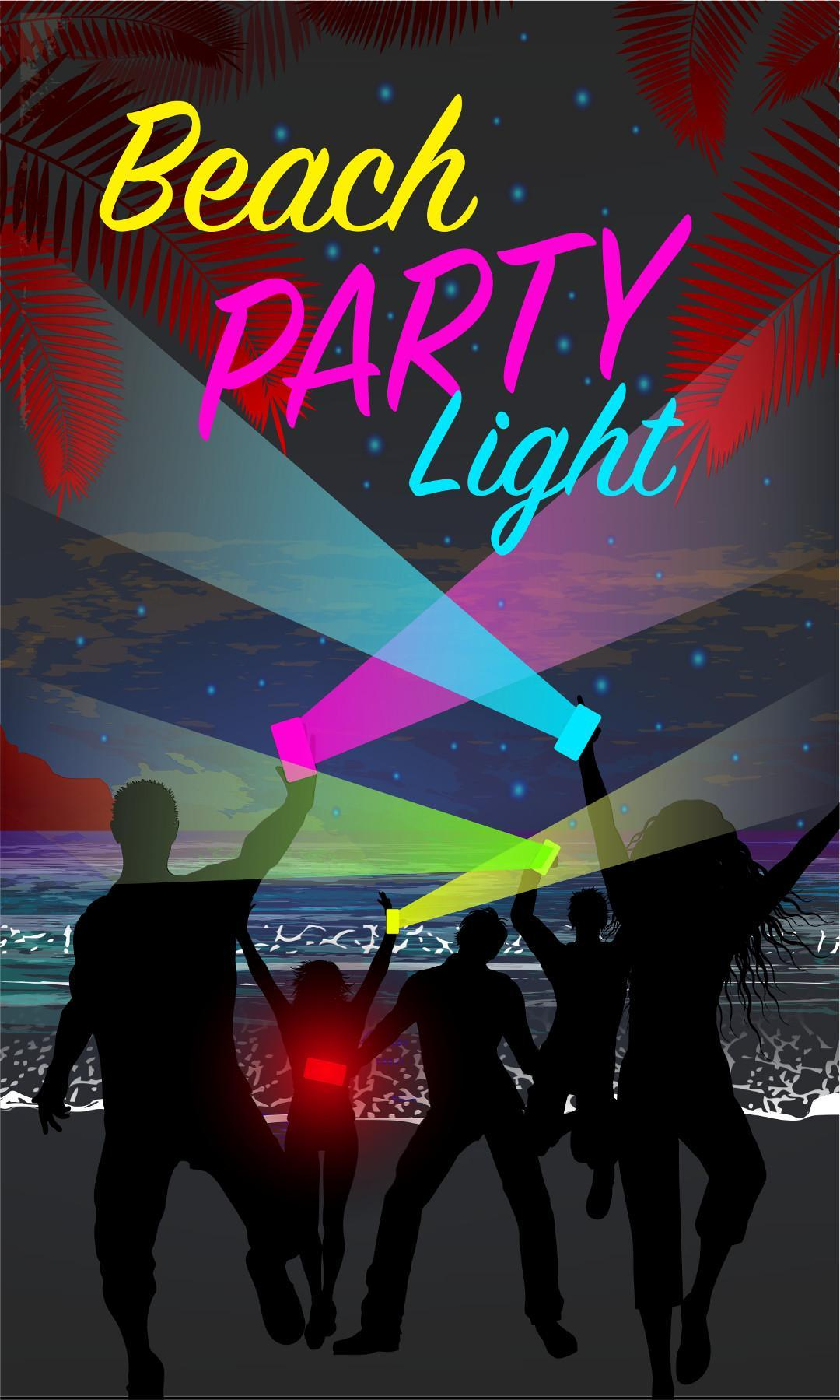 Party Light Disco Dance Rave Strobe Light For Android