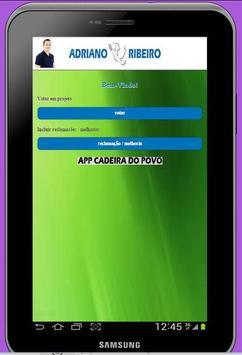 app cadeira do povo screenshot 7