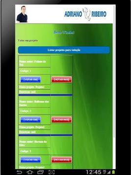 app cadeira do povo screenshot 8