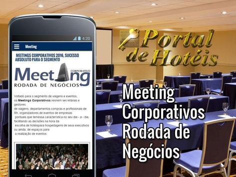 Portal de Hotéis screenshot 3