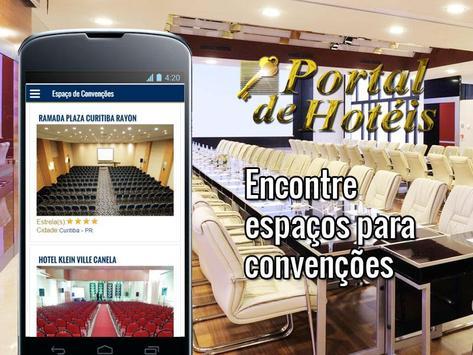 Portal de Hotéis screenshot 1