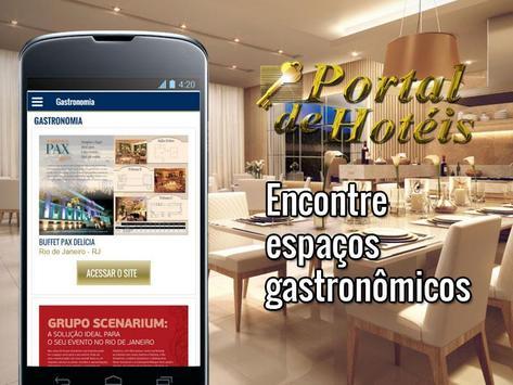 Portal de Hotéis screenshot 2
