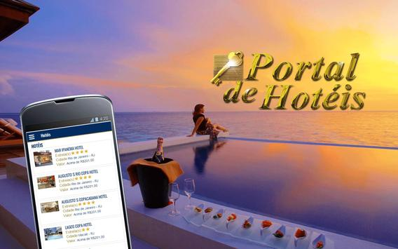 Portal de Hotéis e Convenções apk screenshot