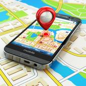 Arya Infotech GPS Tracking App icon