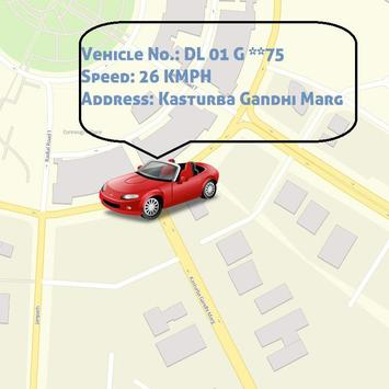 Arya Infotech GPS Tracking App screenshot 1