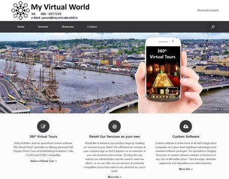 My Virtual World poster