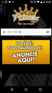 Radio Princesa Online apk screenshot