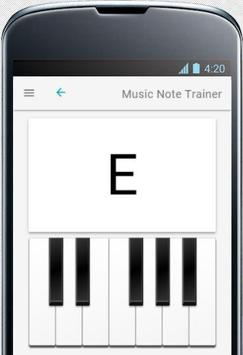 Music Note Trainer Lite screenshot 2