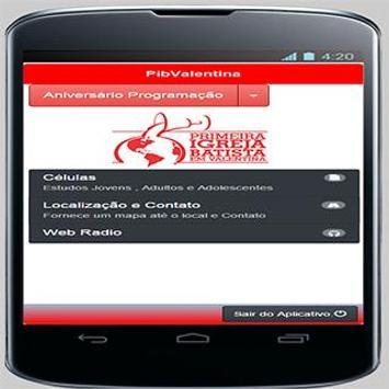 PibVal apk screenshot