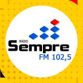 Radio Sempre FM 102,5 icon