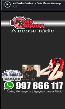Radio Ratense poster