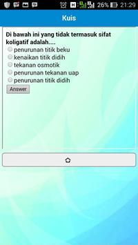 sifat koligatif apk screenshot