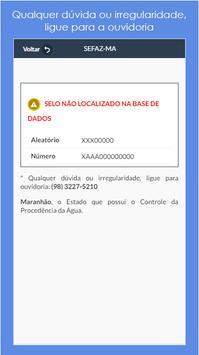 Selo Água Maranhão screenshot 3