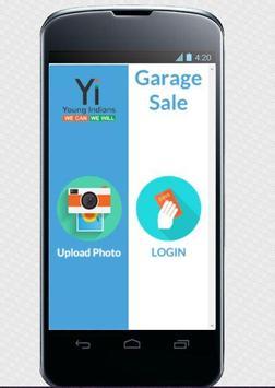 Yi Garage Sale poster