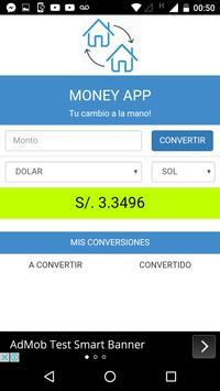 MoneyApp screenshot 1