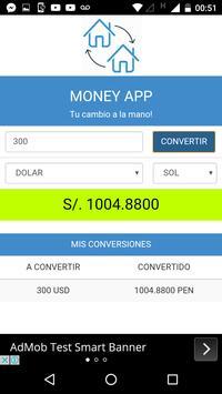 MoneyApp screenshot 2