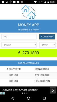 MoneyApp screenshot 3