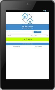 MoneyApp screenshot 4