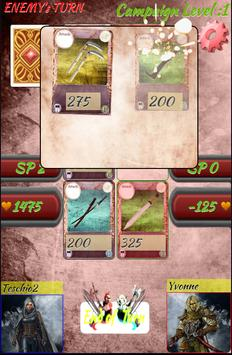 Weapons Supremacy [Card Game] screenshot 5
