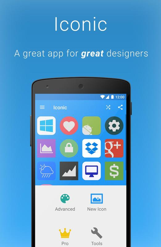 Iconic icon maker custom logo design tool apk download for Free blueprint maker app