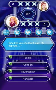 Millionaire Game Quiz screenshot 11