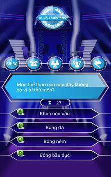 Millionaire Game Quiz screenshot 6
