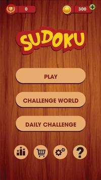 Sudoku: Brain Challenge poster