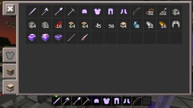 Сервер для Minecraft PE 1.8 screenshot 5
