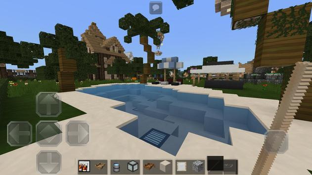 Сервер для Minecraft PE 1.8 screenshot 6