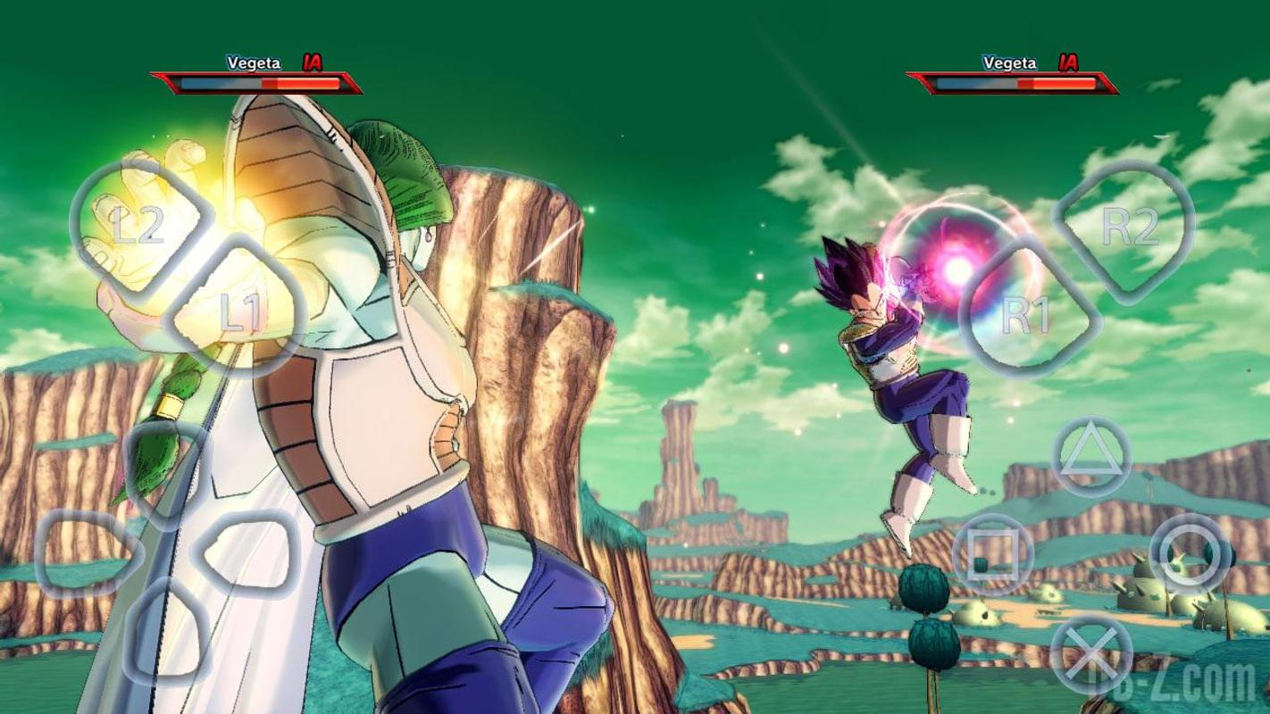 dragon ball z 3 android game download