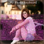 My Photo Keyboard icon
