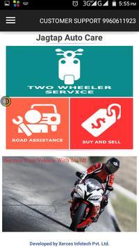 Jagtap Auto Care apk screenshot