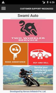 Swami Auto poster