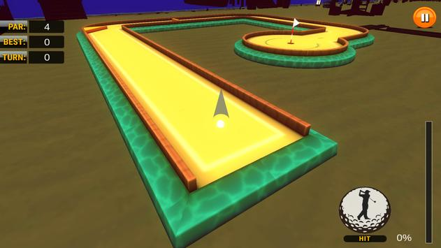 Lets Play Mini Golf 2016 apk screenshot
