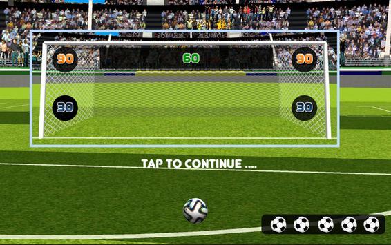 Perfect Flick Football apk screenshot