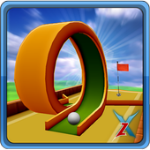 Retro Mini Golf Master icon