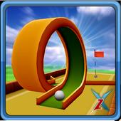 Retro Mini Golf Master icon