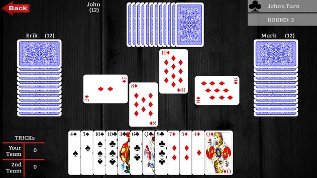 Rung Card Game screenshot 5