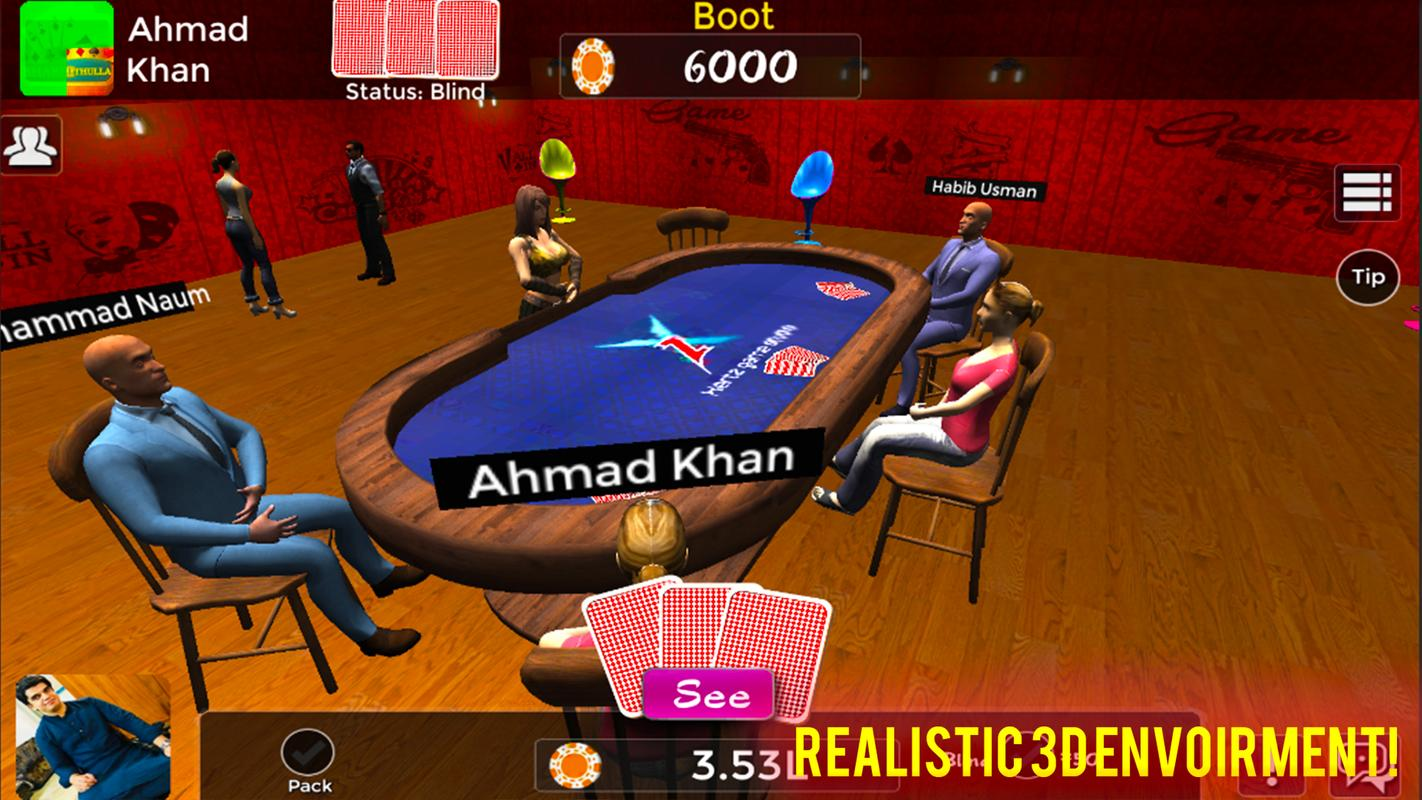 Teen Patti Multiplayer for Android - APK Download