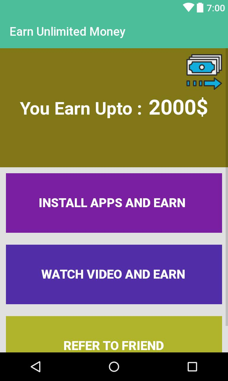 Get Unlimited Paypal Money 2017 Earn Money Online For Android Apk Download
