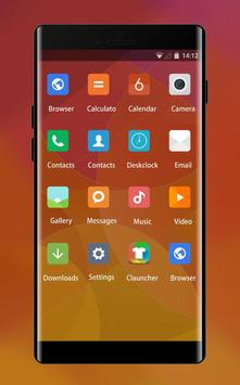 Theme for Xiaomi Mi Note HD screenshot 1