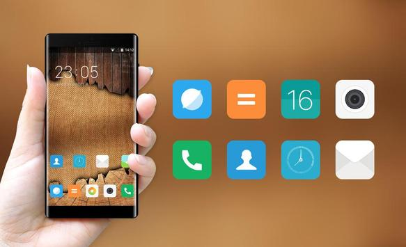 Theme for Xiaomi Redmi Note 4 Miui Wallpaper apk screenshot